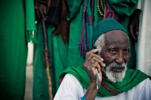muslim-telephone